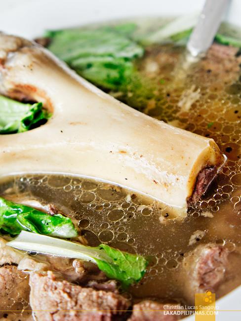 Sinful Bone Marrow at Tagaytay's Mahogany Market Bulalohan