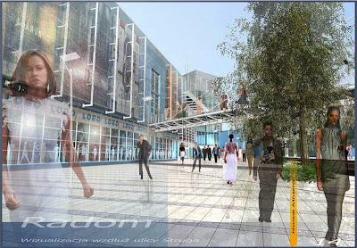 Centrum Handlowe - Radom