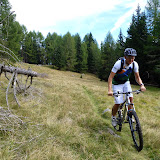 Bike - Kreuzjöchl 17.09.12 Carsten & Nadine