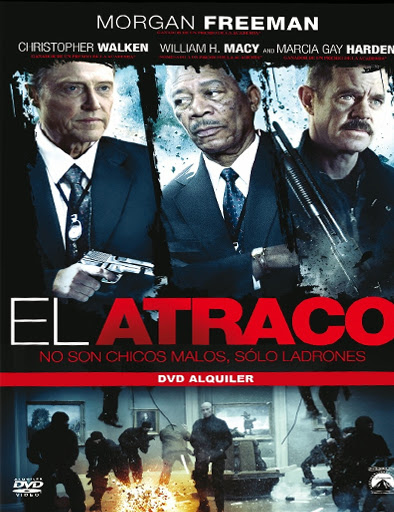 El atraco (The Maiden Heist) (2009)
