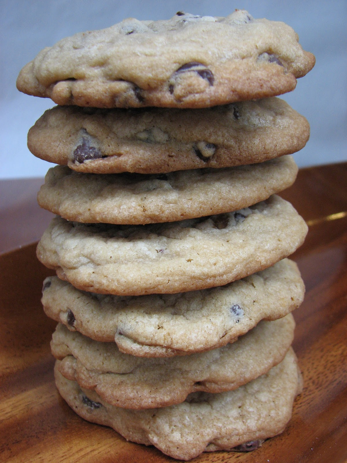 Heidi Bakes Better Homes Chocolate Chip Cookies