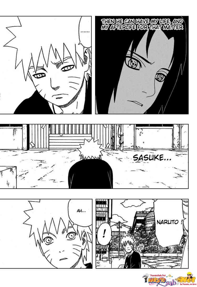 tz 7, Naruto chapter 311    NarutoSub