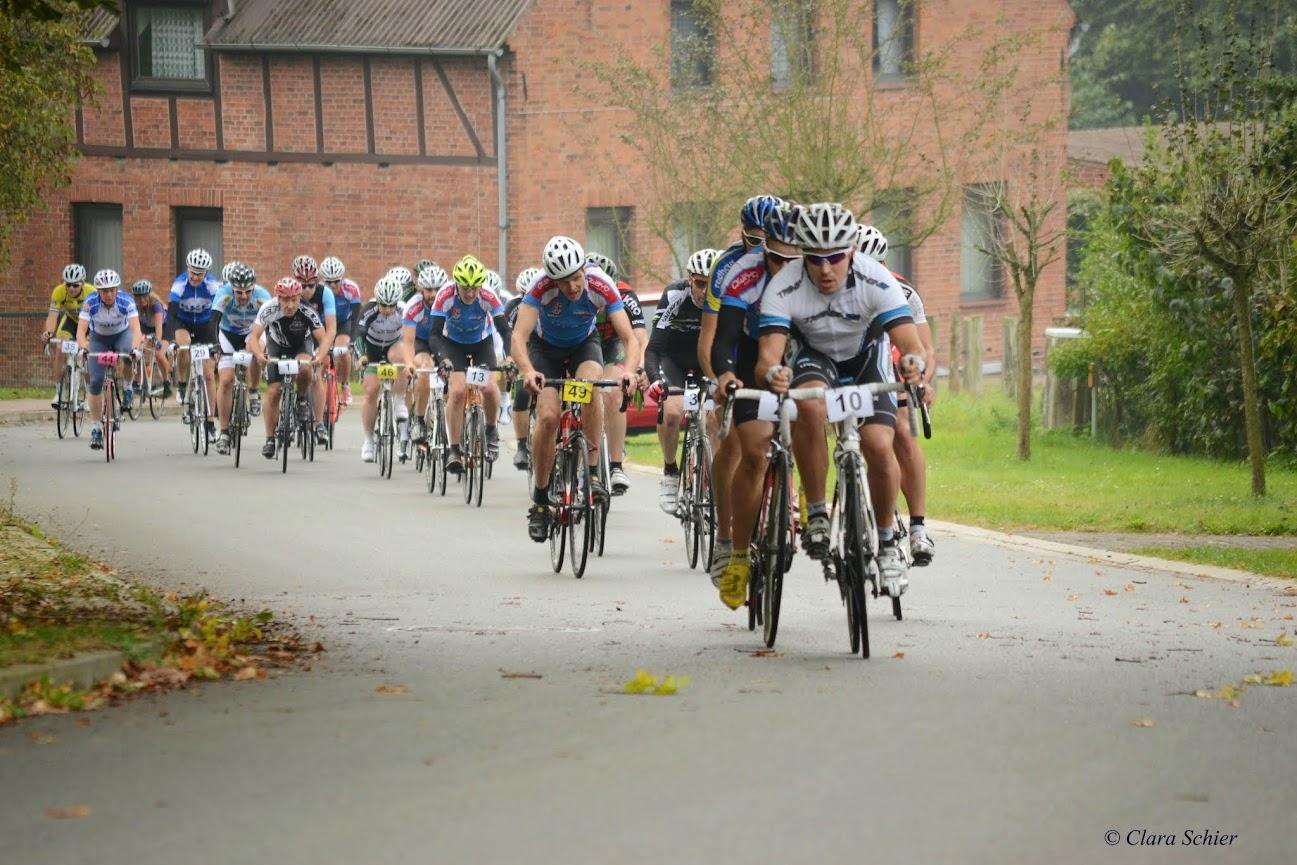 Zum Bericht über das Radrennen..