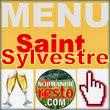 le menu de la saint sylvestre � F�camp