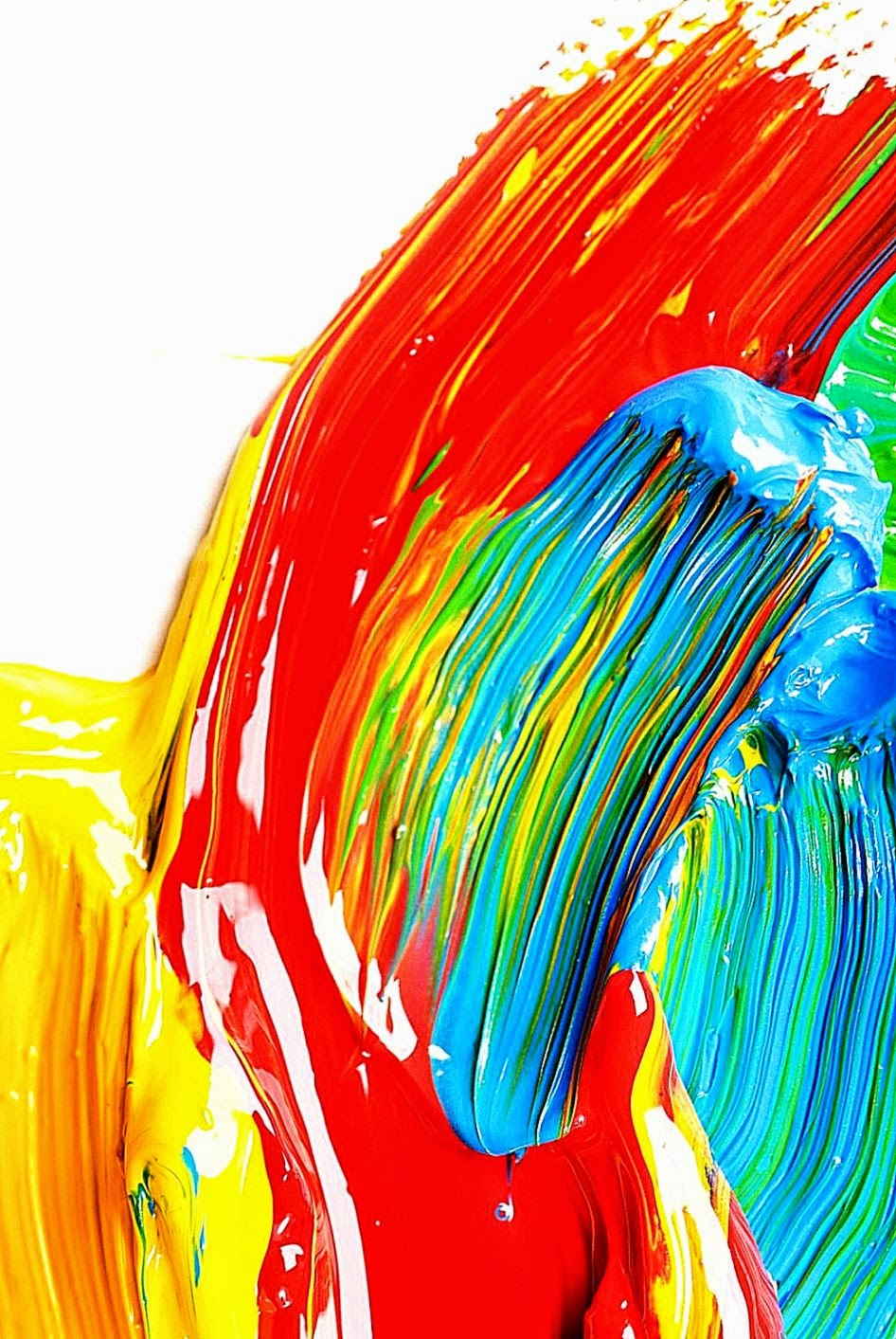 Great   Wallpaper Horse Colorful - abstract-paint-iphone-wallpaper-color-paint-on-the-wall-drawing-hd  2018_249956.jpg