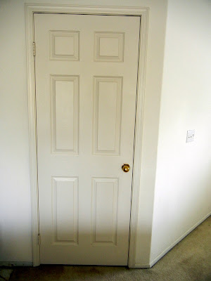 Replace door casings along w flooring baseboards pics for Clamshell door casing