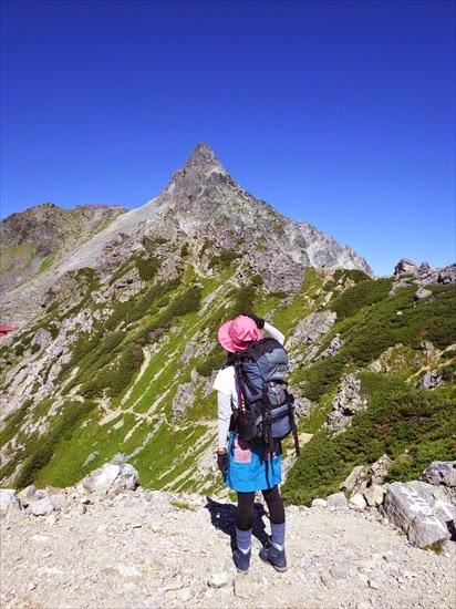 登山初心者だけど、槍ヶ岳に登っ...