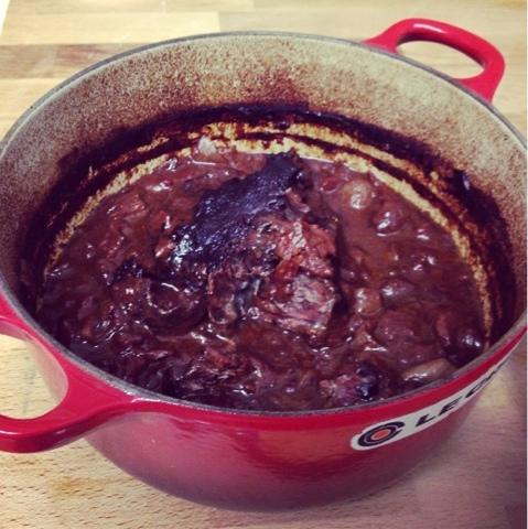 how to cook beef cheeks quick