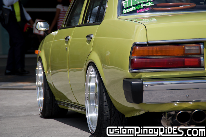 Kristoffer Bing Goce The Grinch Old School Toyota Corona KVG Auto Grooming Custom Pinoy Rides Car Photography pic11