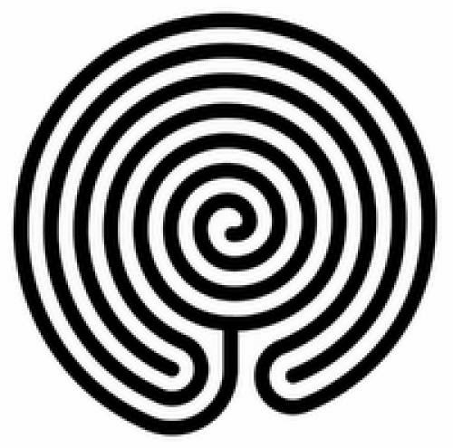 What That Symbol Labyrinth A Magical Path To Enlightenment