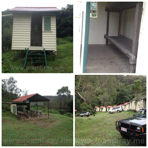 TeamBray - Scenic Rim Camp grounds