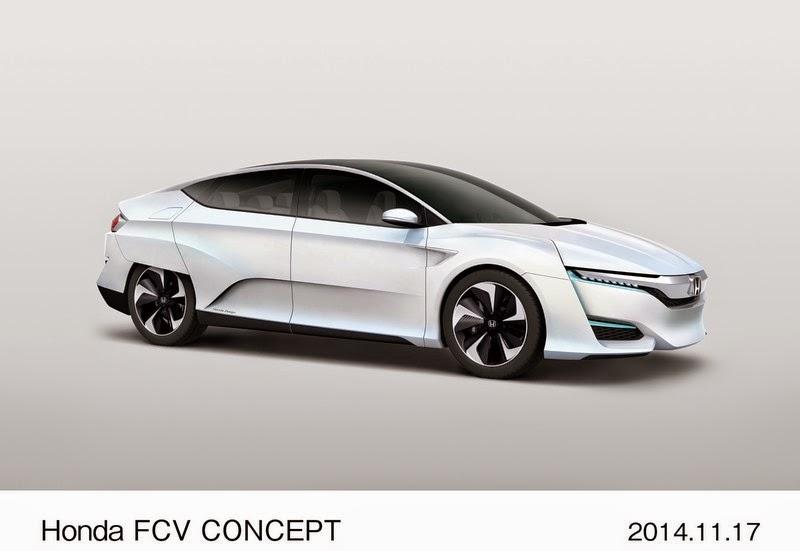Honda - FCV Concept [2]