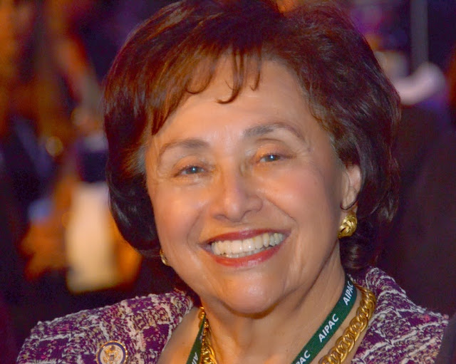 Nita Lowey�s leadership moment on Israel and the Peace Process