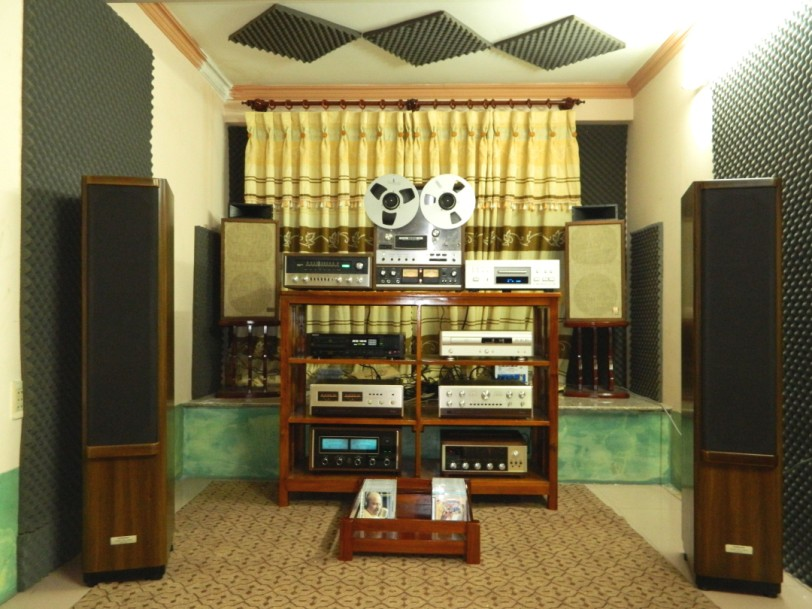 Thanh Châu Audio Long Thành: Giao lưu Loa, Ampli, CD hàng tuyển chọn rất đẹp.