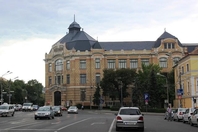 Biblioteca Centrală Universitară Lucian Blaga