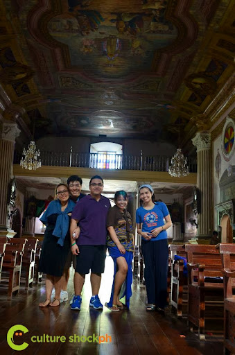 Church Pampanga Cultural Treasure