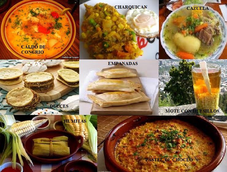 Chile una identidad cultural que sigue evolucionando Gastronomia jujuy