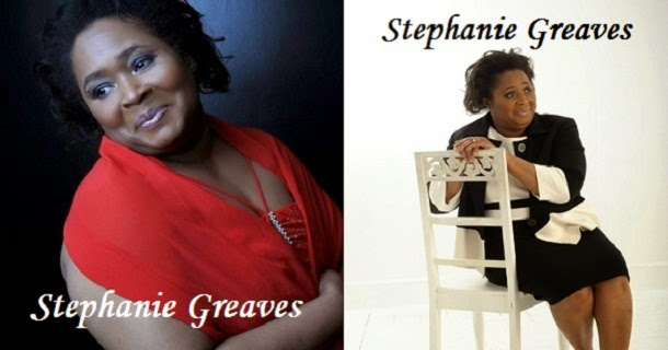 FEATURED ARTIST STEPHANIE GREAVES