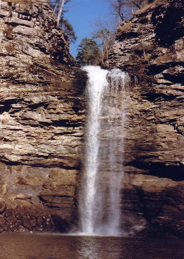 Cedar Falls - Petit Jean State Park (photo courtesy RWB)