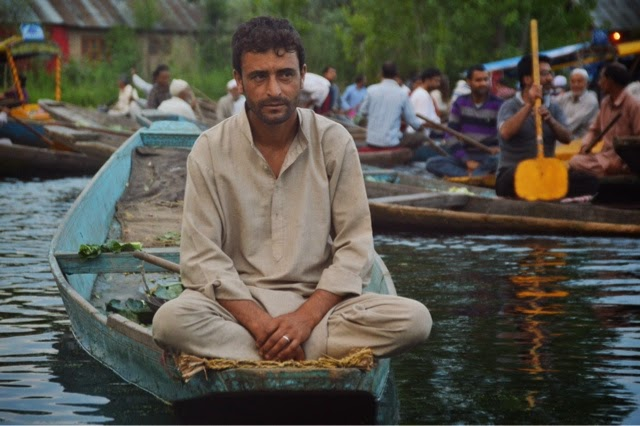 srinagar floating vegetable market dal lake