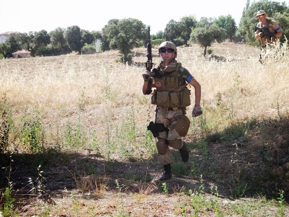 """Fotos de """"THE FINAL WAR"""". La Granja. 23-06-13 PICT0061"""