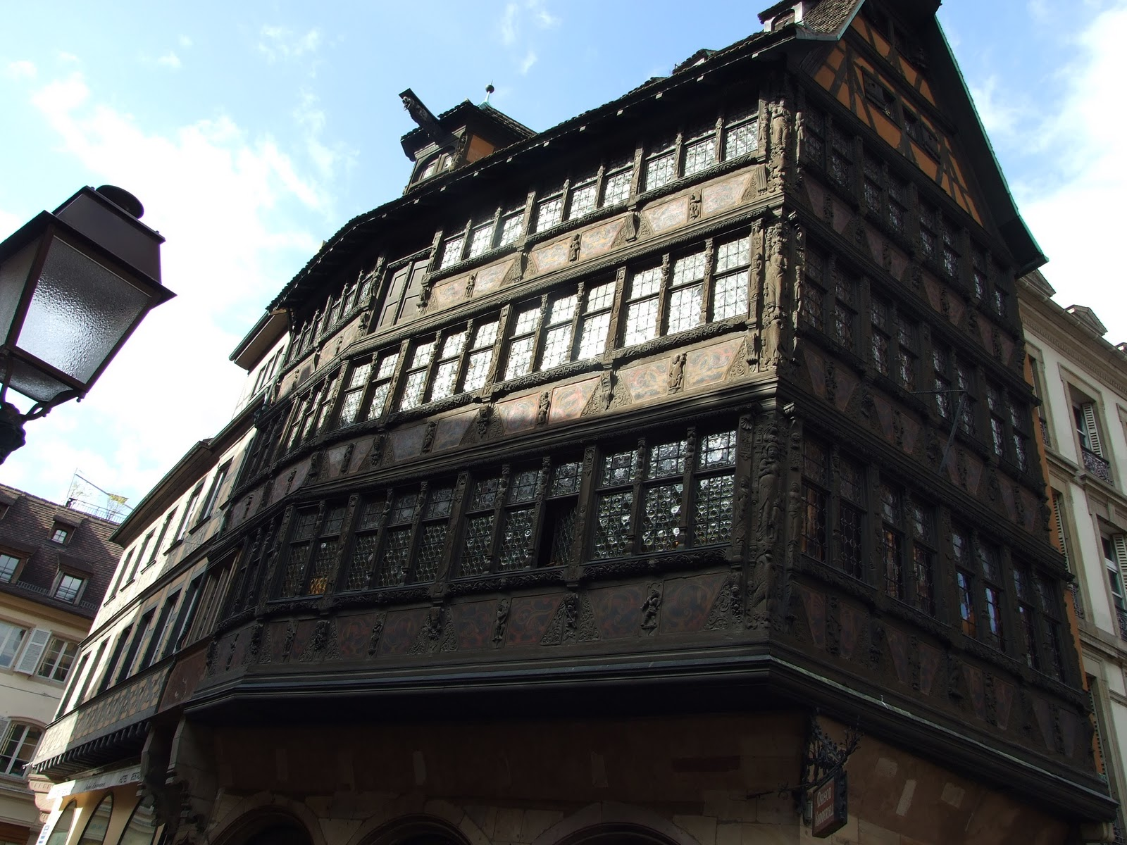 Architecture photos strasbourg alsace region france for Strasbourg architecture