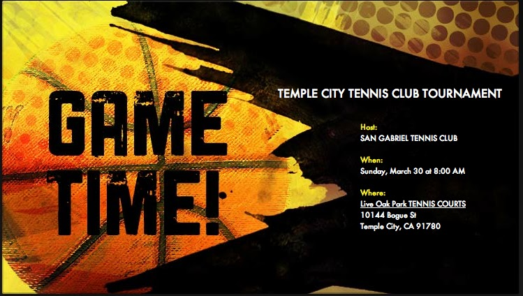 2014 Temple City Interclub