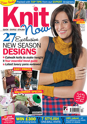 Knit Now Issue 13 September 2012