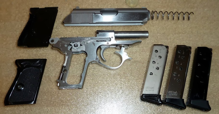 latest acquisition an interarms walther ppk in 380 acp r doug rh rdougwicker com Walther PPK 32 ACP Pistol Walther 32ACP