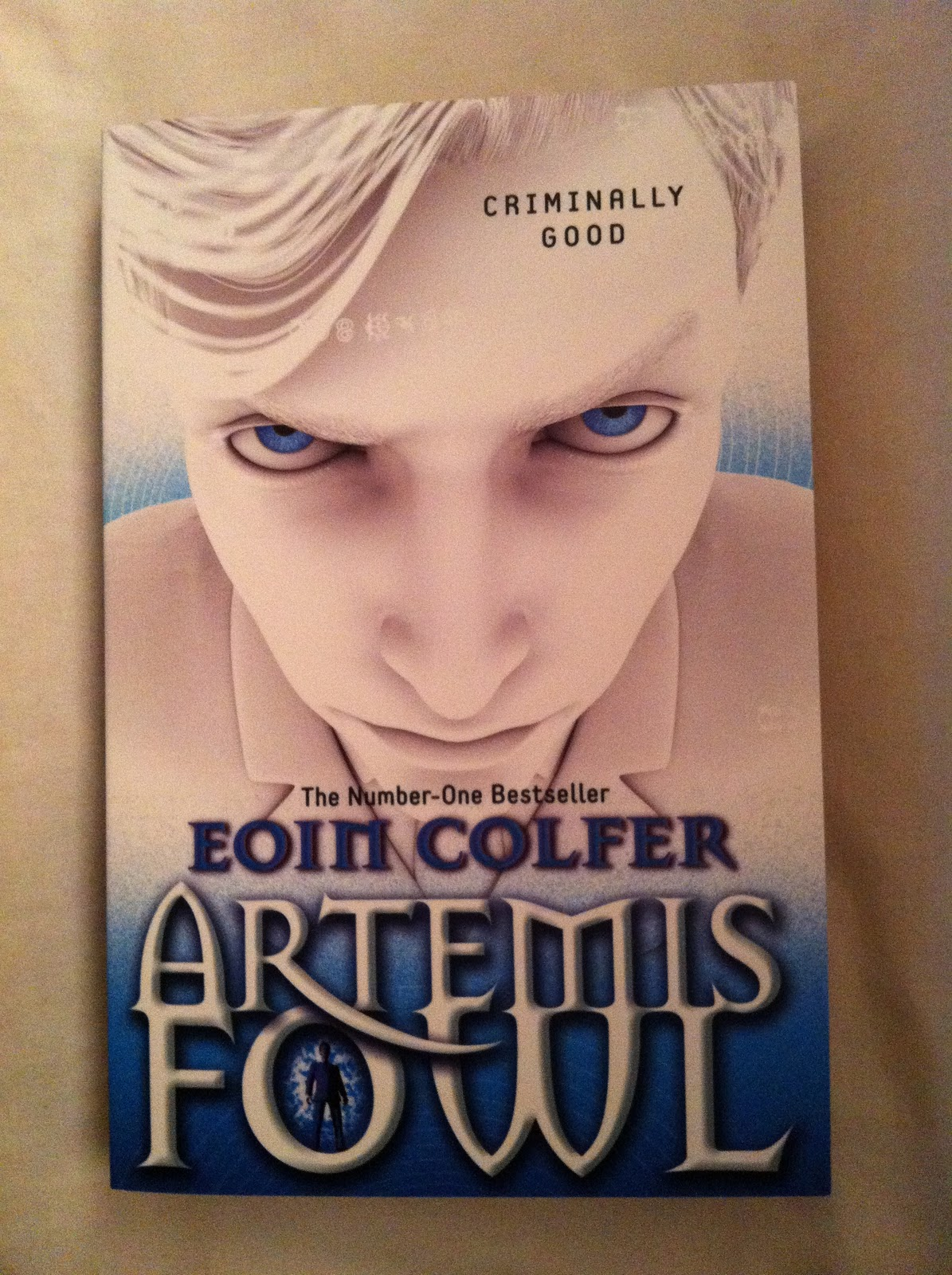 Lot 13 Artemis Fowl Series by Eoin Colfer WARP Airman Atlantis Complex L2