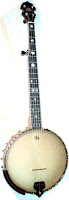 Clifford Essex the Gambler 5 string Banjo