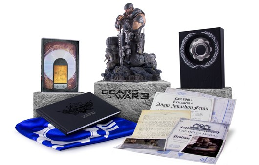 Précommande Gears of War 3 Edition Epique