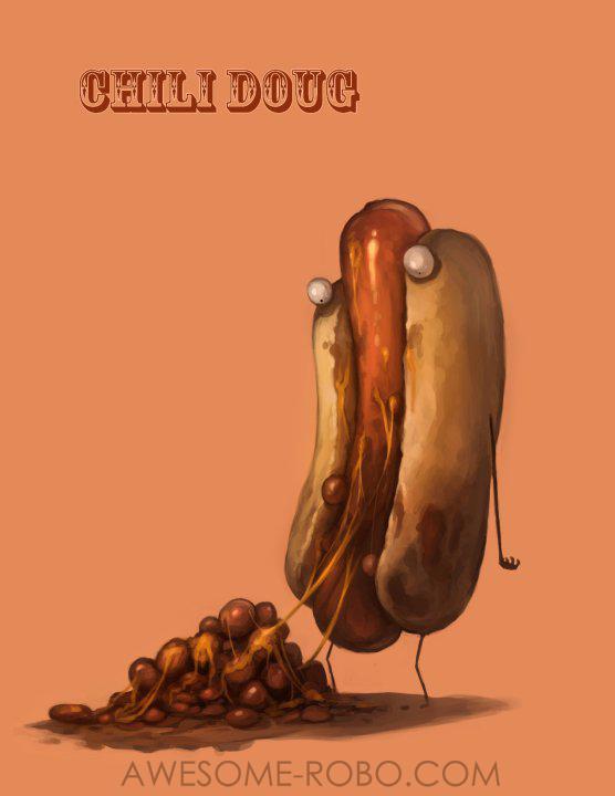 Junk Food Monsters Will Haunt Your Nightmares Foodiggity Com