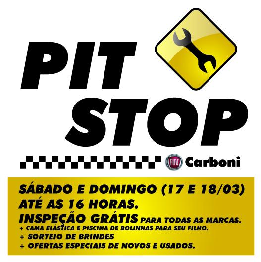 Carboni Fiat de Joaçaba vai realizar Pit Stop com inspeção grátis nos dias 17 e 18 PIT%2520STOP