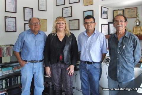 Investigadores de CONARTE visitaron Sabinas Hidalgo .net