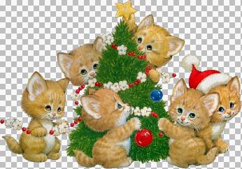 123_(XMAS)_Kittens Christmas Tree.jpg