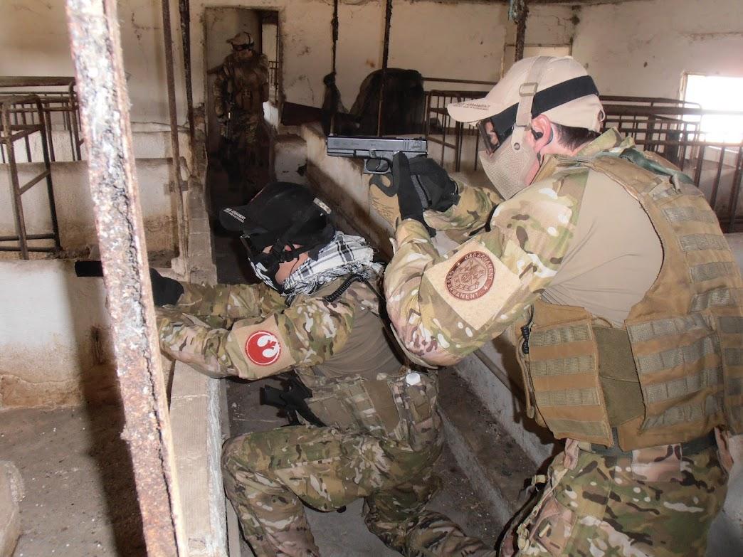 """Fotos de """"Asalto a Fort Knox"""".20-05-12. P5210036"""