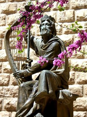 Statue in Jerusalem Israel