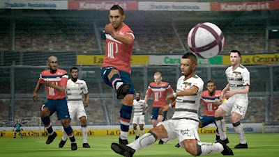 free  Pro Evolution Soccer 2012 for psp