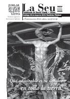 Hoja Parroquial Nº509 - ¡Qué admirable es tu nombre     en toda la tierra! 600 años de la erección de la Iglesia Colegial Basílica de Santa maría