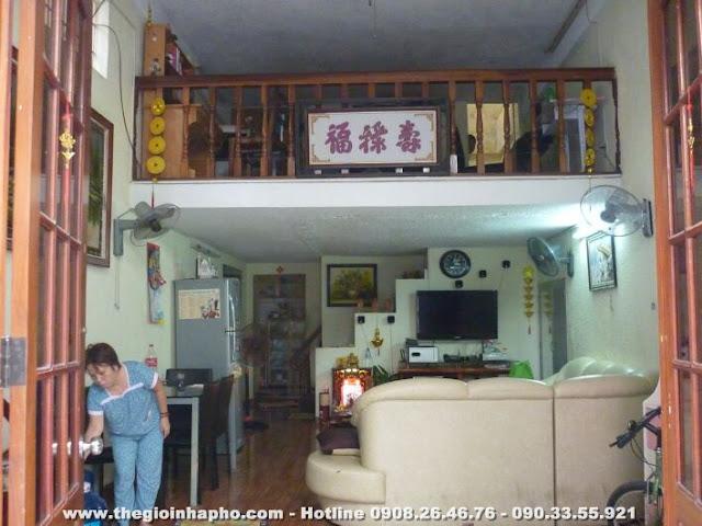 Bán nhà Huỳnh Văn Bánh , Quận Phú Nhuận giá 2, 7 tỷ   NT134