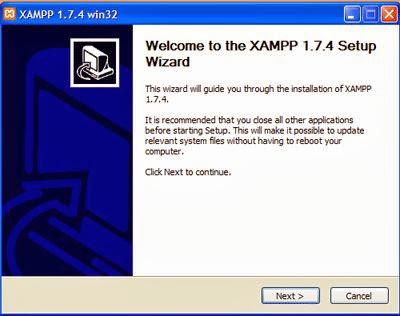 Tahap 1 : Instalasi Xampp