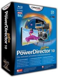 Edição de Vídeos CyberLink Conversão de Vídeo  Cyberlink Powerdirector v.11   2013 Baixar grátis Completo
