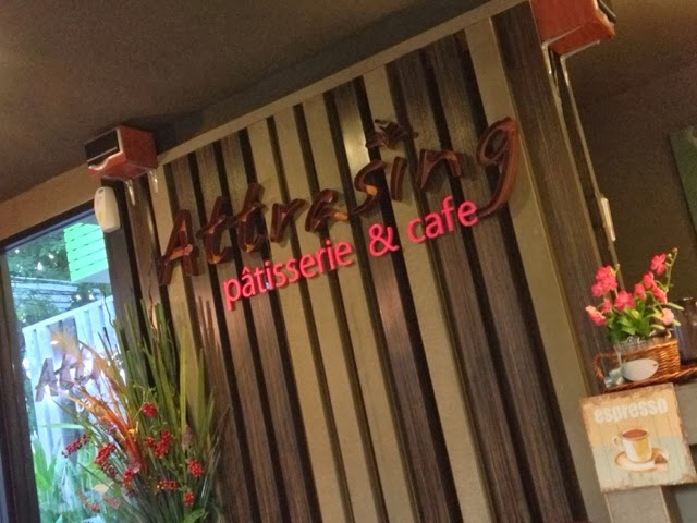 Patisserie cafe