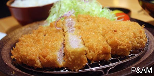 Tonkichi tonkatsu