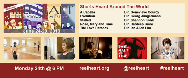 ReelHeART International Film Festival