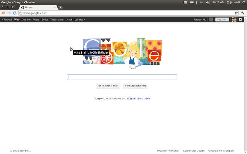Google is celebrating Mary Blair's 100th Birthday