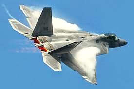 Máy bay F-22 tàng hình hoàn toàn khi bỏ thùng nhiên liệu? « Tin Đa Chiều