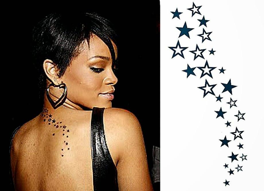 Rihanna Tattoos for Men amp Women  TattooTemptation