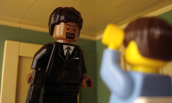 15 Famous Movie Scenes Recreated in Lego 11